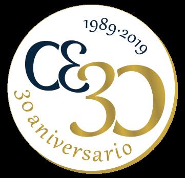 Logo 30 aniversario CE Consulting Empresarial